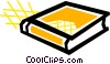Textbook Vector Clip Art picture