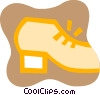 Dress Shoes Vector Clipart illustration