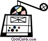 Coffee grinder Vector Clip Art picture