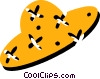 Vector Clipart image  of a Sun hat