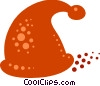 Vector Clip Art graphic  of a Winter hat