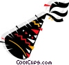 Party hat Vector Clipart picture