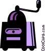 Coffee grinder Vector Clipart picture