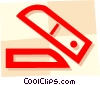 Rubber eraser Vector Clip Art graphic