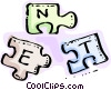 Vector Clip Art graphic  of a Miscellaneous