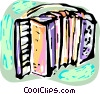 Accordion Vector Clipart graphic