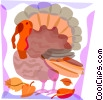 Turkey Vector Clipart graphic