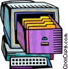 Vector Clipart image  of a Technology Tools