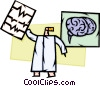 Medical Research Vector Clipart picture
