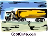Petroleum and Gas Transportation Vector Clipart picture