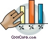 chart Vector Clipart image