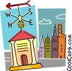 Banks Vector Clipart picture