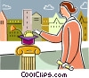 Vector Clipart picture  of a Educational Concepts