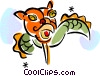 Dragons Vector Clipart picture