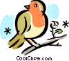 Miscellaneous Birds Vector Clipart illustration