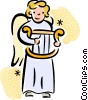 Angels Vector Clip Art picture