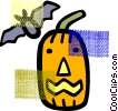 Pumpkins Vector Clip Art picture