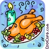Poultry Vector Clipart illustration