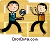 Competition Vector Clip Art image