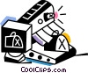 Airport Terminals Vector Clip Art picture
