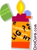 lighter Vector Clipart picture