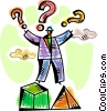 Dilemma Vector Clipart picture