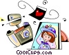wedding pictures Vector Clip Art picture