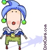 Costumes Vector Clipart graphic