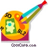 microbiology Vector Clip Art graphic