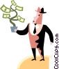 Financial Concepts Vector Clip Art graphic