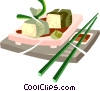 Japanese food Vector Clip Art picture