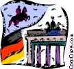 Germany Vector Clipart graphic