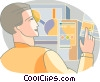 Scientists and Researchers Vector Clipart image
