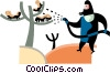 Pest Control Vector Clip Art picture