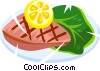 supper Vector Clipart picture