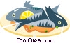 fish Vector Clipart illustration
