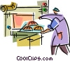 Bakers Vector Clip Art picture