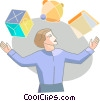 Educational Concepts Vector Clipart graphic
