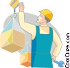 Trades People Vector Clip Art picture