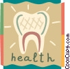 Teeth and Oral Hygiene Vector Clipart picture