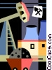 Coal Vector Clipart illustration