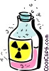 Toxic Chemicals Vector Clipart illustration