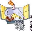 Gardeners Vector Clipart picture