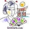 Japan Vector Clipart illustration