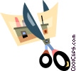 Scissors Vector Clip Art picture