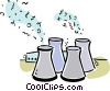 Power Plants Vector Clipart image