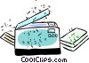 Photocopiers Vector Clipart picture