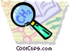 Vector Clipart illustration  of a Elements