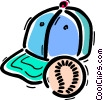 Vector Clipart graphic  of a Caps