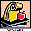 Lunch Vector Clipart graphic